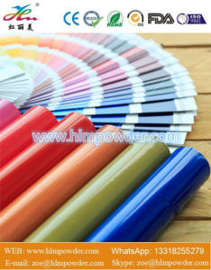 Electrostatic Spray Indoor Use Epoxy-Polyester/Hybird Powder Coating with FDA Certification pictures & photos