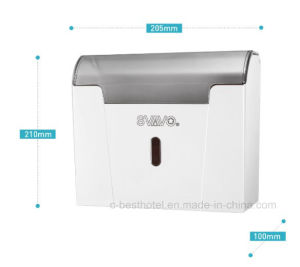 ABS Plastic Hand Paper Towel Dispenser pictures & photos