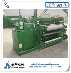 Automatic Welded Wire Mesh Roller Machine (low price) pictures & photos