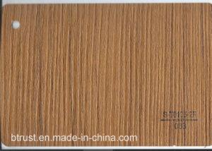 Wood Grain PVC Decorative Film/Foil for Cabinet/Door Vacuum Membrane Press Bgl078-083 pictures & photos