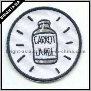 Supply Custom Embroidered Patches for Garments (BYH-101151) pictures & photos