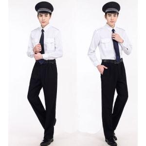 Guard Uniform Shirts OEM Service Security Guard Uniforms for Sale pictures & photos