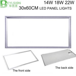 18W 300X600mm Slim LED Panel Light pictures & photos