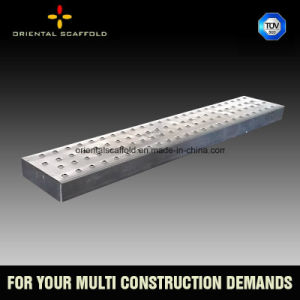 High Quality Building Construction Scaffold Steel Plank pictures & photos