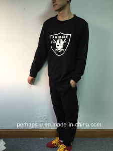 Super Warm Mens Cotton Terry Sweater with Custom Logo pictures & photos