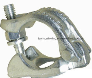 BS1139 Forged Scaffolding Half Coupler Single Clamp pictures & photos