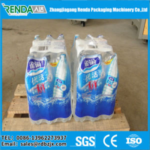 Film Heat Shrink Wrapping Machine for Pet Water Bottle pictures & photos