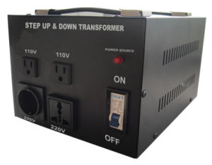 Step up/Down Voltage Transformer with C. R. G. O. Transformer pictures & photos