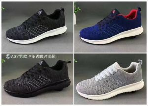 New Style Fashion Running Sports Shoes for Men and Women pictures & photos