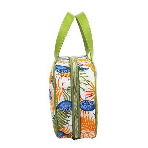 High Quality Cotton Printing Cosmetic Hand-Bag pictures & photos