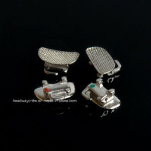 Orthodontic Bracket, First Molar Orthodontic Brackets Without Hook pictures & photos