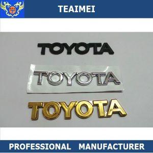 Custom Chrome Car Logo Letter Nameplate Badge Emblem Sticker pictures & photos