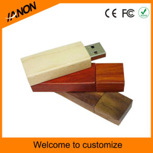 Bamboo USB Flash Memory Wooden USB Stick pictures & photos