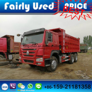 Sinotruck Used HOWO Dump Truck 6*4 10 Wheels pictures & photos