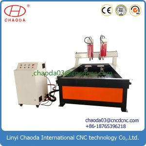 Furniture Crowns Window Frames Carving Machine CNC Engraver Price pictures & photos
