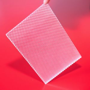 Plastic Diamond Plate Sheets with UV Coated for Sale pictures & photos