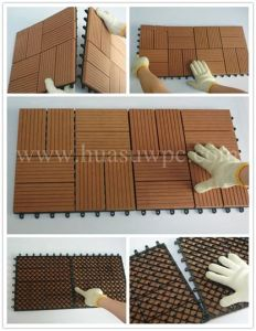 Interlocking Tile Balcony pictures & photos