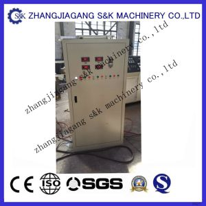 Plastic Film Dewatering and Extrusion Machine pictures & photos