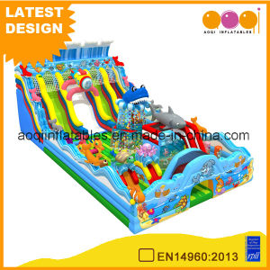 2017 Giant Inflatable Ocean Fun City for Kid Park (AQ01808) pictures & photos