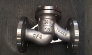 Flanged Lift Check Valve (H41W) pictures & photos