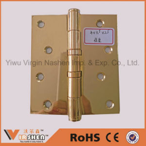 Ball Bearing Stainless Steel Door Hinge Flap Hinge pictures & photos