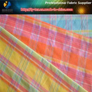 Nylon Yarn Dyed Plaid Fabric for Shirts&Beach Pants pictures & photos