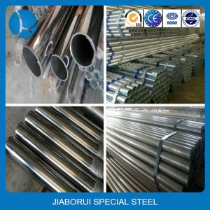 China Suppliers 201 202 Cold Rolled Stainless Steel Pipes pictures & photos