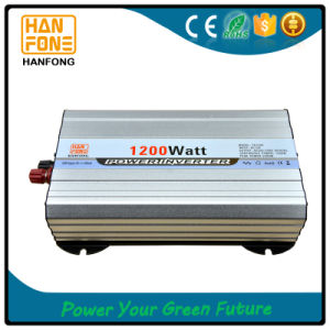 Home Solar Inverter 1200W with LCD Display and Remote Control pictures & photos