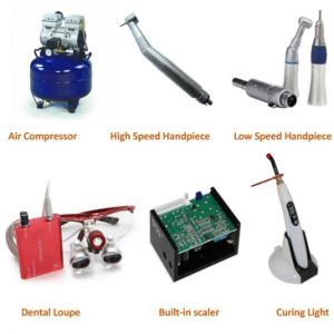 Silent Oil-Free Air Compressor for Dental Equipment pictures & photos