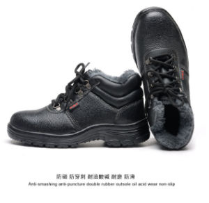 Steel Toe Cap ESD Safety Shoes pictures & photos