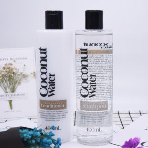 Natural Hair Shampoo with Coconut Water Hydrating Strengthen Hair pictures & photos