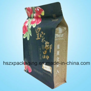 Stand up Plastic Packaging Zip Lock Zipper Bag pictures & photos