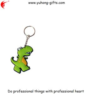 Creative Sorts of Shaped Soft Plastic Key Chain (YH-KC165) pictures & photos