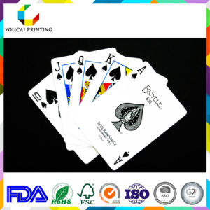 High Quality Customized Poker Cards pictures & photos