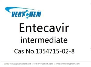 Entecavir Pharmaceutical Intermediate CAS No. 1354715-02-8 Low Price pictures & photos