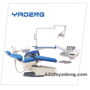 Newest Dental Chair Unit Touch with Top Mounted pictures & photos