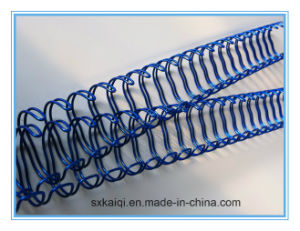 Double Loop Steel Spiral Binding Wire for Notebook pictures & photos