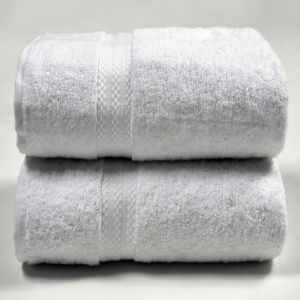 China Towel Manufacture OEM Customer Cotton Solid Dobby Bath Towel pictures & photos