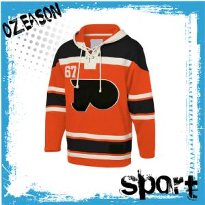 Custom Blank International Hockey Jersey Ice Hockey Hoodies (H016) pictures & photos