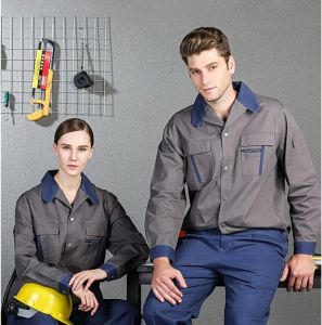 Good Quality Wholesale Staff Factory Worker Uniform Industrial Work Suit & Factory Worker Suit & Mechanic Worker Uniform pictures & photos