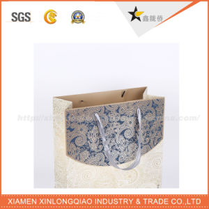Factory Price Colorful Alphabet Gift Paper Bag pictures & photos