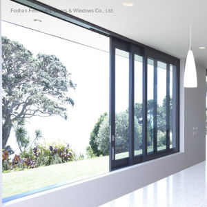 Aluminum Sliding Window for Residential pictures & photos