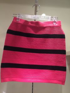 Women Short Knitted Skirt