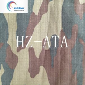 Tc Ripstop Printed Desert Camouflage Fabric for Military Uniforms pictures & photos