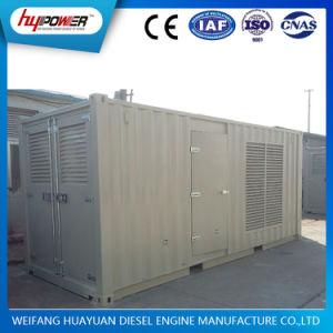 Container Generator Set 750kw / 930kVA Industrial Prepare Power pictures & photos