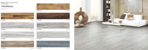 Porcelain Cheap Wood Look Non Slip Ceramic Floor Tile pictures & photos
