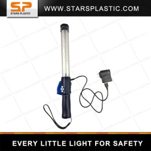 Rechargeble LED Traffic Baton with Alarm pictures & photos