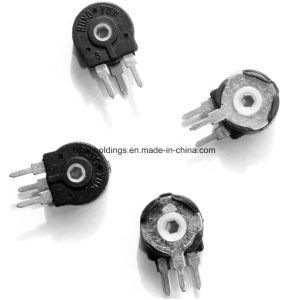 Professional Factory for Spain Carbon Trimmer 10mm Potentiometer pictures & photos