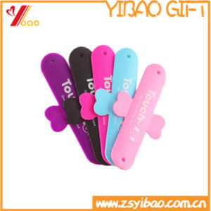 Custom High Quality Silicone Phone Holder for Phone Accessories (YB-AB-029) pictures & photos