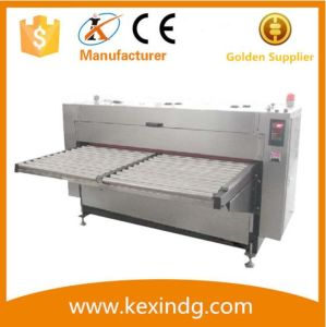 High Speed Automatic PCB Copper Sheet Shearing Machine pictures & photos